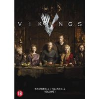 Vikings - Seizoen 4 - Volume 1 - 3DVD