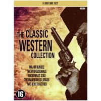 The Classic Western Collection - 5DVD