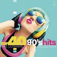 90's Hits - Top 40 - 2CD