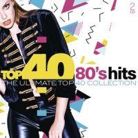 80's Hits - Top 40 - 2CD