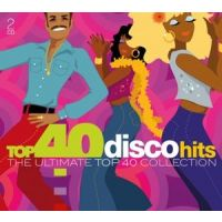 Disco Hits - Top 40 - 2CD