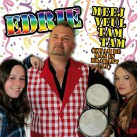 Edrie - Meej Veul Tam Tam - CD Single