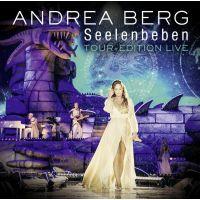 Andrea Berg - Seelenbeben - Tour Edition Live - 2CD