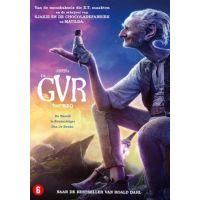 De GVR (De Grote Vriendelijke Reus) - DVD