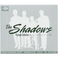 The Shadows - Platinum Collection - 2CD+DVD