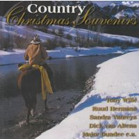 Country Christmas Souvenirs - CD