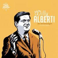 Willy Alberti - De Dievenwagen en andere parels... - CD