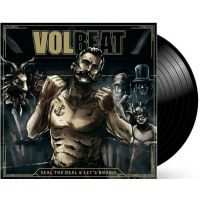 Volbeat - Seal The Deal & Let's Boogie - 2LP+CD
