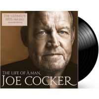 Joe Cocker - The Life Of A Man - 2LP
