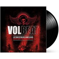 Volbeat - Live From Beyond Hell / Above Heaven - 3LP