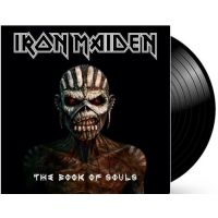 Iron Maiden - The Book Of Souls - 3LP