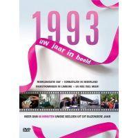 Uw Jaar In Beeld 1993 - DVD