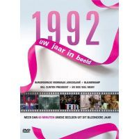 Uw Jaar In Beeld 1992 - DVD