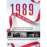 Uw Jaar In Beeld 1989 - DVD