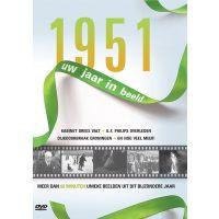 Uw Jaar In Beeld 1951 - DVD