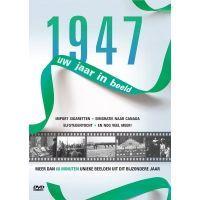 Uw Jaar In Beeld 1947 - DVD