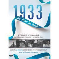 Uw Jaar In Beeld 1933 - DVD