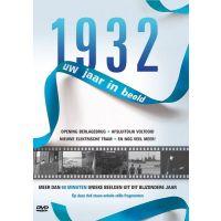 Uw Jaar In Beeld 1932 - DVD