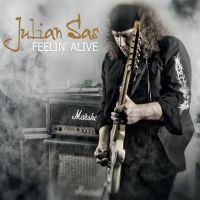 Julian Sas - Feelin' Alive - CD