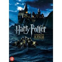 Harry Potter - Complete 8-Film Collection - 8DVD