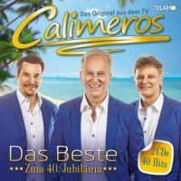 Calimeros - Das Beste - Zum 40. Jubilaum - 2CD