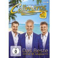 Calimeros - Das Beste - Zum 40. Jubilaum - 2DVD