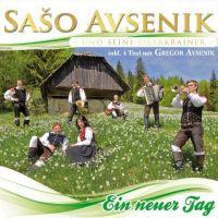 Saso Avsenik Und Seine Oberkrainer - Ein Neuer Tag - CD