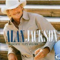 Alan Jackson - Greatest Hits - Volume 2 - CD
