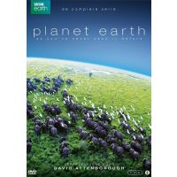 Planet Earth I - 3DVD