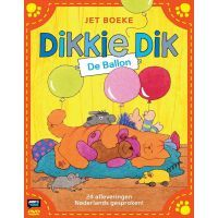 Dikkie Dik - De Ballon - DVD