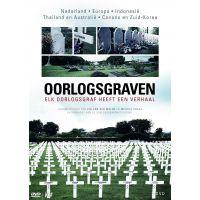 Oorlogsgraven - Elk Oorlogsgraf Heeft Een Verhaal - 2DVD