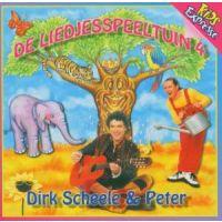 Dirk Scheele - De Liedjesspeeltuin 4 - CD