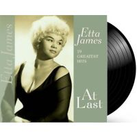 Etta James - At Last - 19 Greatest Hits - LP