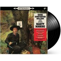 Marty Robbins - More Gunfighters Ballads And Trail Songs - LP