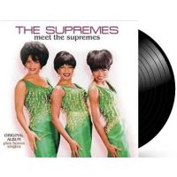 The Supremes - Meet The Supremes - LP