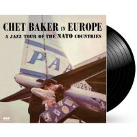 Chet Baker - In Europe - A Jazz Tour Of The Nato Countries - LP