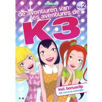 K3 - De Avonturen Van - Vol.2 - DVD