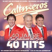 Calimeros - 40 Jahre 40 Hits - Zum Jubilaum Das Beste - 2CD