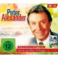 Peter Alexander - Seine Grossen Erfolge - 2CD+DVD
