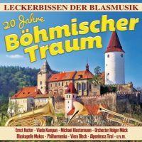 20 Jahre Bohmischer Traum - Leckerbissen Der Blasmusik - CD