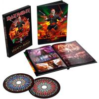 Iron Maiden - Nights Of The Dead - Live In Mexico City - Deluxe Edition - 2CD