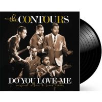 The Contours - Do You Love Me - LP