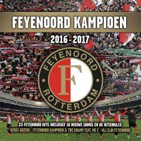 Feyenoord - Kampioen 2016-2017 - CD