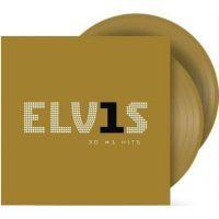 Elvis Presley - 30 #1 Hits - Gold Coloured Vinyl - Limited Edition - 2LP