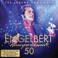 Engelbert Humperdinck - 50 - 2CD