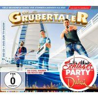 Die Grubertaler - Schlager Party In Dubai - CD+DVD