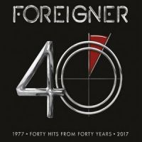 Foreigner - 40 - 2CD