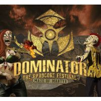 Dominator - The Hardcore Festival - Maze Of Martyr - 2CD