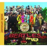 The Beatles - Sgt. Pepper's Lonely Hearts Club Band - Anniversary Edition - CD