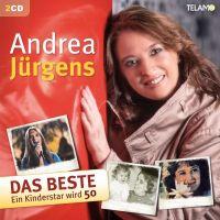 Andrea Jurgens - Das Beste - Ein Kinderstar Wird 50 - 2CD